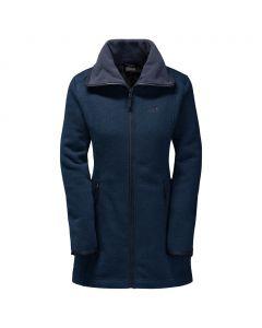 Płaszcz SOLITARY MORNING COAT night blue