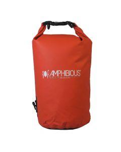 Worek wodoszczelny Amphibious Tube 10 L czerwony