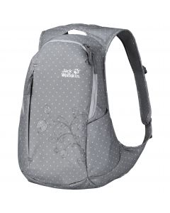 Damski plecak miejski ANCONA alloy dots