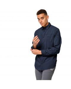 Koszula męska KENOVO LS SHIRT M night blue