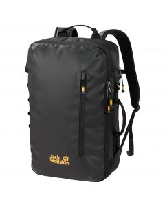 Plecak wycieczkowy z kieszenią na laptopa 15+10 cali EXPEDITION PACK 22 Black