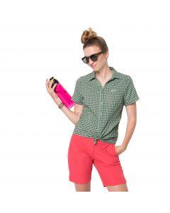 Koszula damska KEPLER SHIRT WOMEN delta green checks