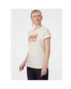 Koszulka damska Helly Hansen Logo T-shirt white/navy