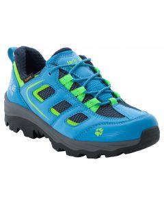 Buty turystyczne dziecięce VOJO TEXAPORE LOW K blue / green