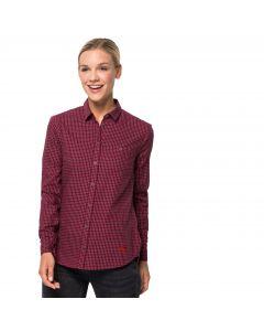 Koszula damska ALIN SHIRT ruby red check