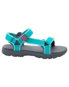 Dziewczęce sandały SEVEN SEAS 2 SANDAL aquamarine