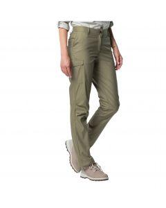 Spodnie damskie LAKESIDE PANTS W khaki
