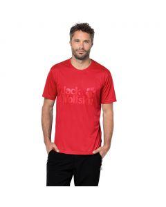Koszulka ROCK CHILL LOGO T MEN peak red