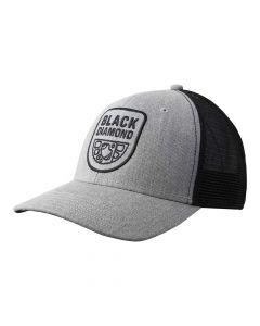 Czapka TRUCKER HAT heathered aluminum
