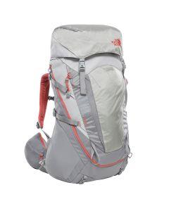 Damski plecak trekkingowy The North Face Terra 55 high rise grey