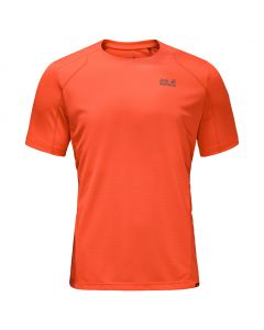 Koszula HELIUM CHILL T-SHIRT M mango orange