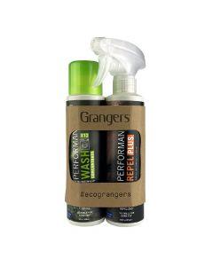 Zestaw do pielęgnacji odzieży Grangers Performance Wash+Performmance Repel+ GRF211