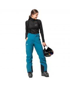 Spodnie EXOLIGHT PANTS WOMEN celestial blue