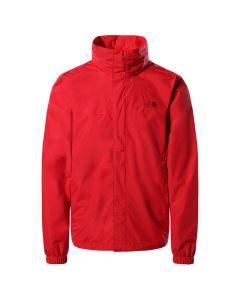 Męska kurtka przeciwdeszczowa The North Face RESOLVE 2 JACKET red