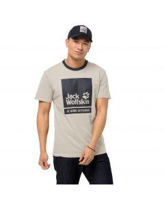 Męski t-shirt 365 THUNDER T M light sand