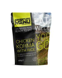 Danie gotowe ADVENTURE MENU Kurczak Korma z ryżem 400g