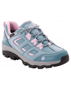 Buty turystyczne dziecięce VOJO TEXAPORE LOW K grey pink