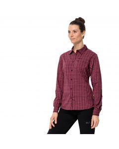 Koszula damska CENTAURA FLEX SHIRT W fall red