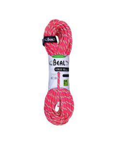 Lina wspinaczkowa pojedyncza Beal VIRUS 60 m / 10 mm pink