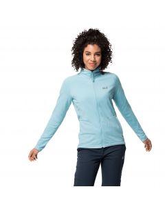 Bluza polarowa damska JWP MIDLAYER W frosted blue