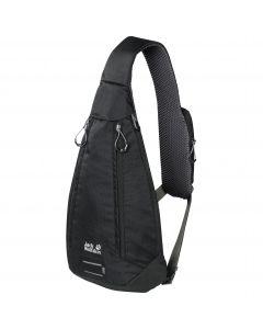 Torba - plecak na jedno ramię DELTA BAG AIR black