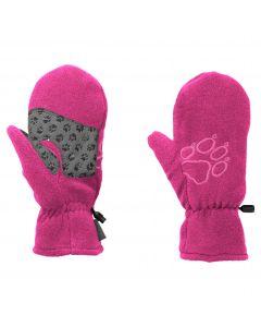Rękawiczki dziecięce FLEECE MITTEN KIDS Pink Peony