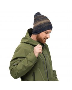 Czapka Jack Wolfskin  COLORFLOAT KNIT CAP night blue