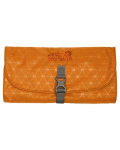 Kosmetyczka WASCHSALON orange grid