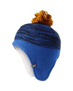 Czapka zimowa dziecięca SNOWFLAKE CAP KIDS night blue
