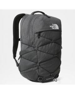 Plecak na laptopa The North Face BOREALIS asphalt grey light heather\tnfblck