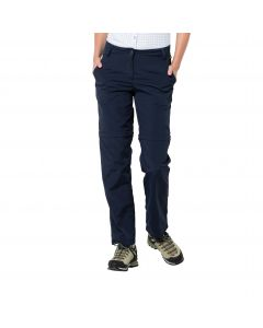 Spodnie MARRAKECH ZIP OFF PANTS midnight blue