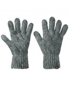 Rękawice wełniane MERINO GLOVE greenish grey