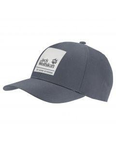 Czapka z daszkiem 365 BASEBALL CAP pebble grey