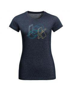 Damska koszulka OCEAN T midnight blue