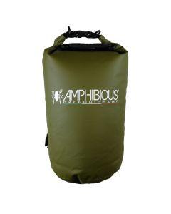 Worek wodoszczelny Amphibious Tube 20 L zielony