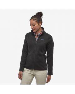 Damski Polar Patagonia Better Sweater Jacket black