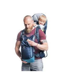Nosidełko dziecięce z plecakiem Deuter KID COMFORT PRO midnight