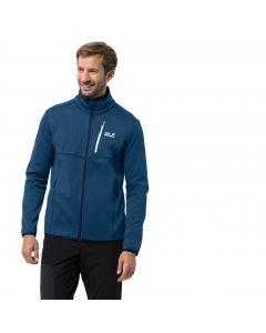 Męska kurtka polarowa KIEWA JACKET M indigo blue