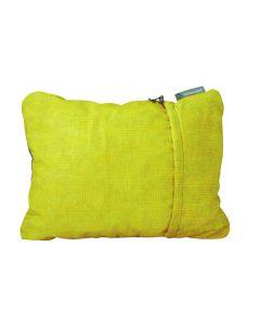 Turystyczna poduszka Thermarest Compressible Pillow yellow