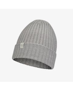 Czapka Buff Merino Knit Hat Norval light grey