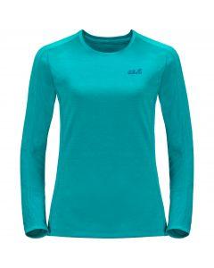 Koszulka HYDROPORE XT LONGSLEEVE WOMEN aquamarine