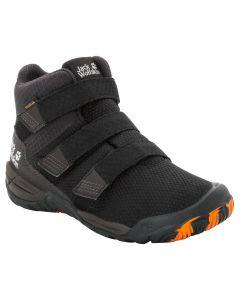 Buty dla dzieci JUNGLE GYM 2 TEXAPORE VC MID K black / espresso