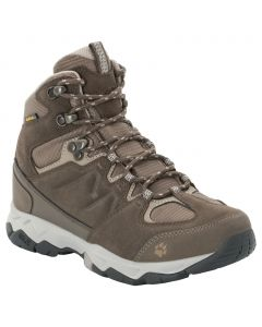 Damskie buty trekkingowe MTN ATTACK 6 TEXAPORE MID W coconut brown / grey