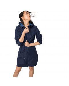 Płaszcz przeciwdeszczowy damski MONTEREY COAT WOMEN midnight blue