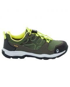 Buty chłopięce AKKA TEXAPORE LOW woodland green