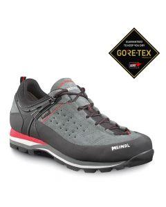 Męskie buty turystyczne Meindl Literock GTX granite/red
