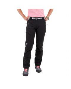 Spodnie damskie Milo Vino Lady Long black
