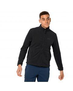 Bluza polarowa KIRUNA JACKET M black