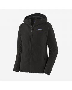 Kurtka polarowa damska Patagonia Lightweight Better Sweater Hoody black