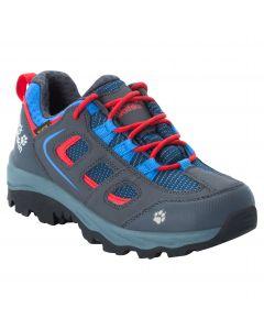Buty turystyczne dziecięce VOJO TEXAPORE LOW K Blue / Red